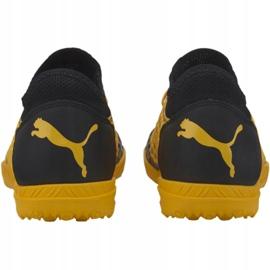 Buty piłkarskie Puma Future 5.4 Tt Jr 105813 03 żółte żółty 4