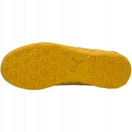 Buty piłkarskie Puma Future 5.4 Tt Jr 105813 03 żółte żółte 5