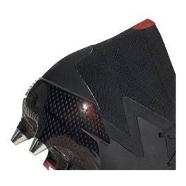 Buty piłkarskie adidas Predator 20.1 M Sg EF1647 czarne czarny, czerwony 4