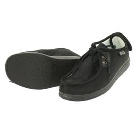 Befado obuwie damskie pu 387D005 czarne 5