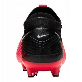 Buty Nike Phantom Vsn 2 Elite Df AG-Pro M CD4160-606 czerwone wielokolorowe 2