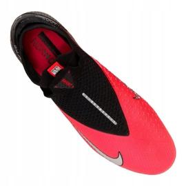 Buty Nike Phantom Vsn 2 Elite Df AG-Pro M CD4160-606 czerwone wielokolorowe 3
