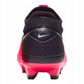 Buty Nike Phantom Vsn 2 Elite Df Fg M CD4161-606 wielokolorowe czerwone 2