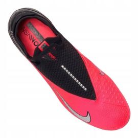 Buty Nike Phantom Vsn 2 Elite Df Fg M CD4161-606 wielokolorowe czerwone 3