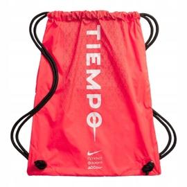 Buty piłkarskie Nike Legend 8 Elite Fg M AT5293-606 czerwone wielokolorowe 5
