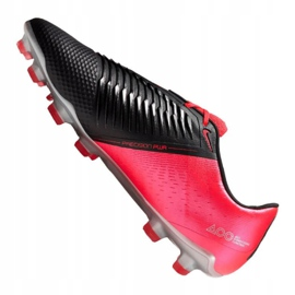 Buty piłkarskie Nike Phantom Vnm Elite Fg M AO7540-606 czerwone wielokolorowe 2