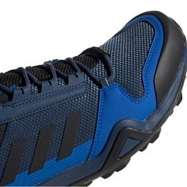 Buty adidas Terrex AX3 Gtx M EG6163 granatowe 5