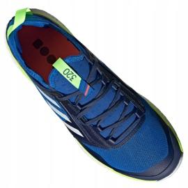 Buty adidas Terrex Agravic Xt M EF2108 niebieskie 2