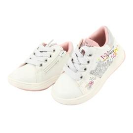 Buty Sportowe dziewczęce gwiazda American Club GC15 3
