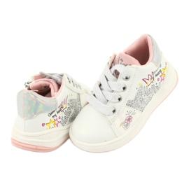 Buty Sportowe dziewczęce gwiazda American Club GC15 4