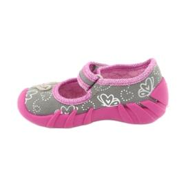 Befado obuwie dziecięce 109P178 4
