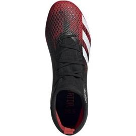 Buty piłkarskie adidas Predator 20.3 Sg M EF1998 czarne wielokolorowe 1