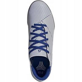 Buty piłkarskie adidas Nemeziz 19.4 Tf M FV3315 wielokolorowe białe 1