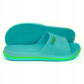 Klapki Aqua-Speed Cordoba niebieskie 02 /494 1