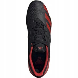 Buty halowe adidas Predator 20.4 In Sala M EE9580 wielokolorowe czarne 2