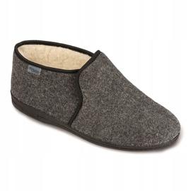 Befado obuwie męskie 730M045 szare 1