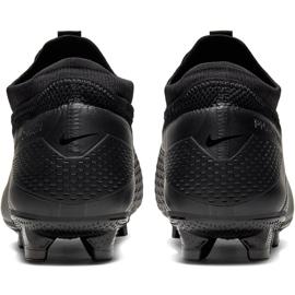 Buty piłkarskie Nike Phantom Vsn 2 Pro Df Fg M CD4162-010 czarne czarne 4
