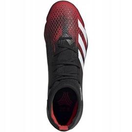 Buty piłkarskie adidas Predator 20.3 Tf M EF2208 wielokolorowe czarne 1