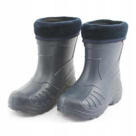 Befado obuwie dziecięce kalosz-granat 162Y103 granatowe 4