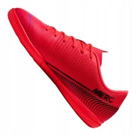 Buty Nike Vapor 13 Academy Ic Jr AT8137-606 czerwony czerwone 1