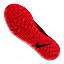 Buty Nike Vapor 13 Academy Ic Jr AT8137-606 czerwony czerwone 2