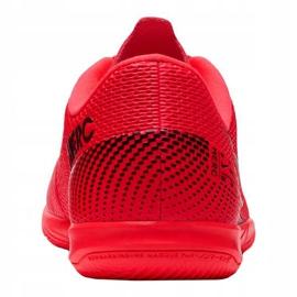Buty Nike Vapor 13 Academy Ic Jr AT8137-606 czerwony czerwone 4