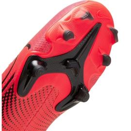 Buty piłkarskie Nike Mercurial Superfly 7 Academy FG/MG Jr AT8120-606 czerwone czerwone 5