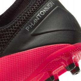 Buty piłkarskie Nike Phantom Vsn 2 Academy Df FG/MG Jr CD4059-606 wielokolorowe czerwone 5