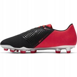 Buty piłkarskie Nike Phantom Venom Academy Fg M AO0566-606 czerwone czerwone 2