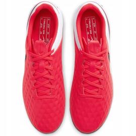 Buty piłkarskie Nike Tiempo Legend 8 Academy FG/MG M AT5292-606 czerwone czerwone 1