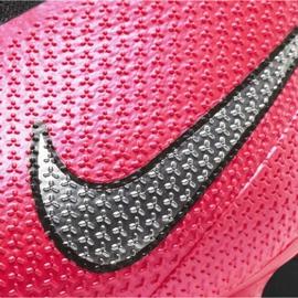 Buty piłkarskie Nike Phantom Vsn 2 Elite Df FG/MG Jr CD4062-606 czerwone czerwone 5