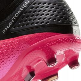 Buty piłkarskie Nike Phantom Vsn 2 Elite Df FG/MG Jr CD4062-606 czerwone czerwone 6