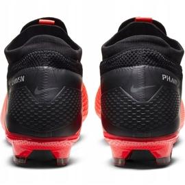 Buty piłkarskie Nike Phantom Vsn 2 Pro Df Fg M CD4162-606 czerwone czerwone 4