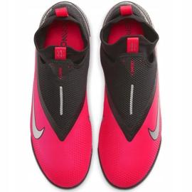 Buty piłkarskie Nike React Phantom Vsn 2 Pro Df Tf M CD4174-606 czerwone czerwone 1