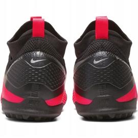 Buty piłkarskie Nike React Phantom Vsn 2 Pro Df Tf M CD4174-606 czerwone czerwone 4