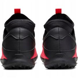 Buty piłkarskie Nike Phantom Vsn 2 Club Df Tf M CD4173-606 czerwone czerwone 4