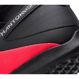 Buty piłkarskie Nike Phantom Vsn 2 Club Df Tf M CD4173-606 czerwone czerwone 5