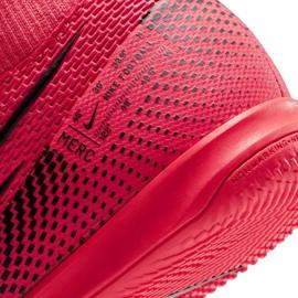Buty halowe Nike Mercurial Superfly 7 Academy Ic Jr AT8135-606 czerwone czerwone 2