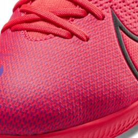 Buty halowe Nike Mercurial Superfly 7 Academy Ic Jr AT8135-606 czerwone czerwone 3