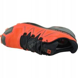 Buty Salomon Speedcross 5 Gtx M 407965 pomarańczowe 2