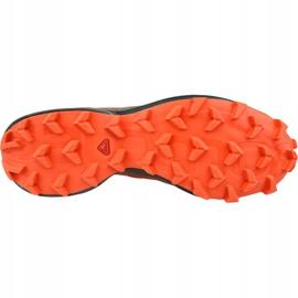 Buty Salomon Speedcross 5 Gtx M 407965 pomarańczowe 3
