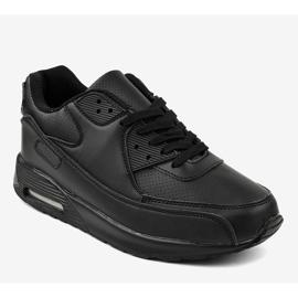 Czarne obuwie sportowe MN68-2 1