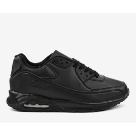 Czarne obuwie sportowe MN68-2 2