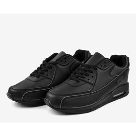 Czarne obuwie sportowe MN68-2 3