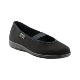 Befado obuwie dziecięce 274X004 czarne 2