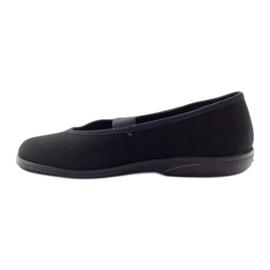 Befado obuwie dziecięce 274X004 czarne 3