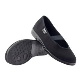 Befado obuwie dziecięce 274X004 czarne 4
