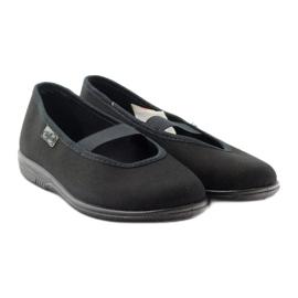 Befado obuwie dziecięce 274X004 czarne 5