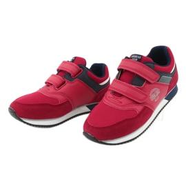 American Club Sportowe buty American czerwone RH20 3