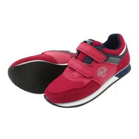 American Club Sportowe buty American czerwone RH20 5